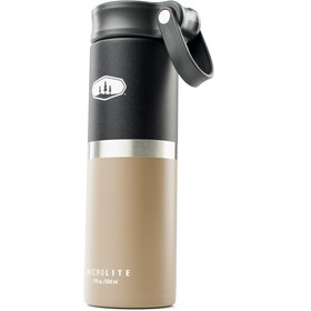 GSI Microlite 500 Twist Bouteille isotherme, black